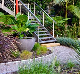 Sod Landscaping Design Brisbane - Structures