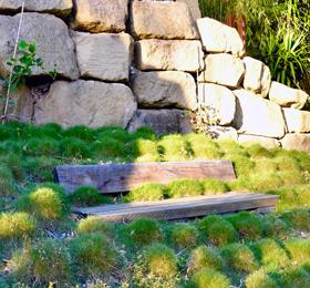 Sod Landscaping Design Brisbane - Furniture