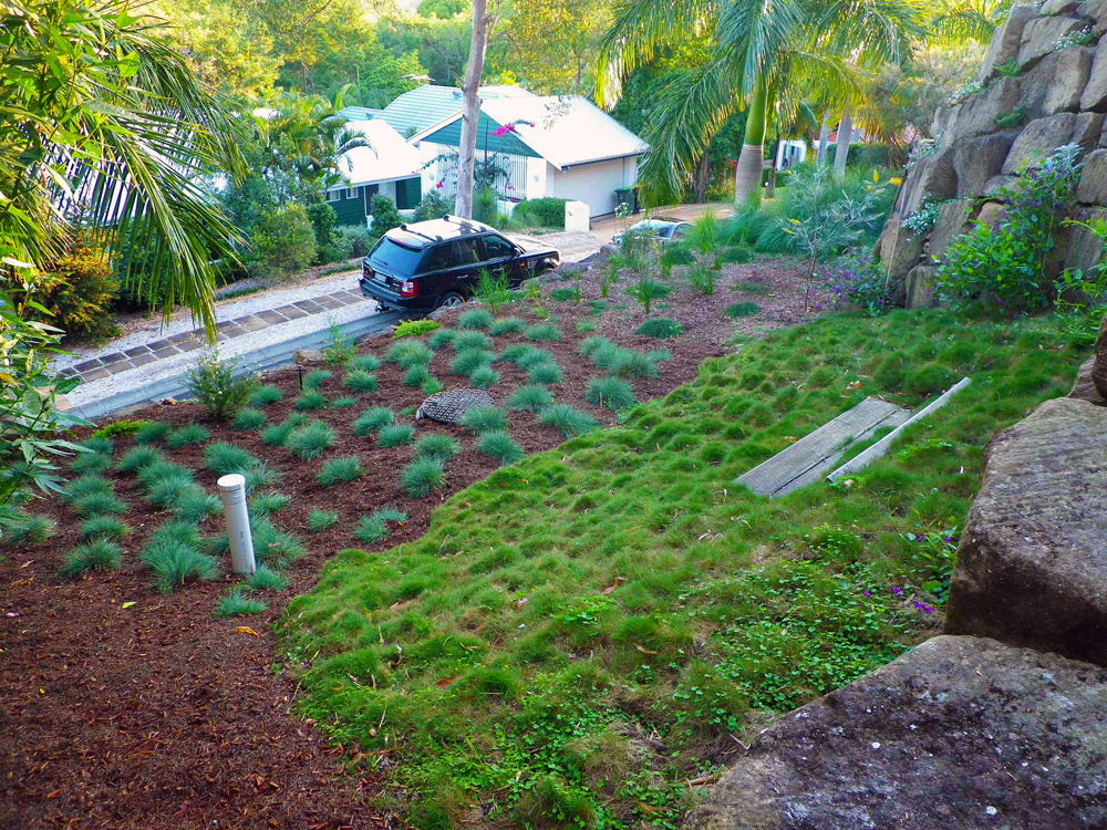 landscaping and garden design - Garden Design Brisbane