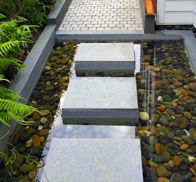 Sod Landscaping Design Brisbane - Materials